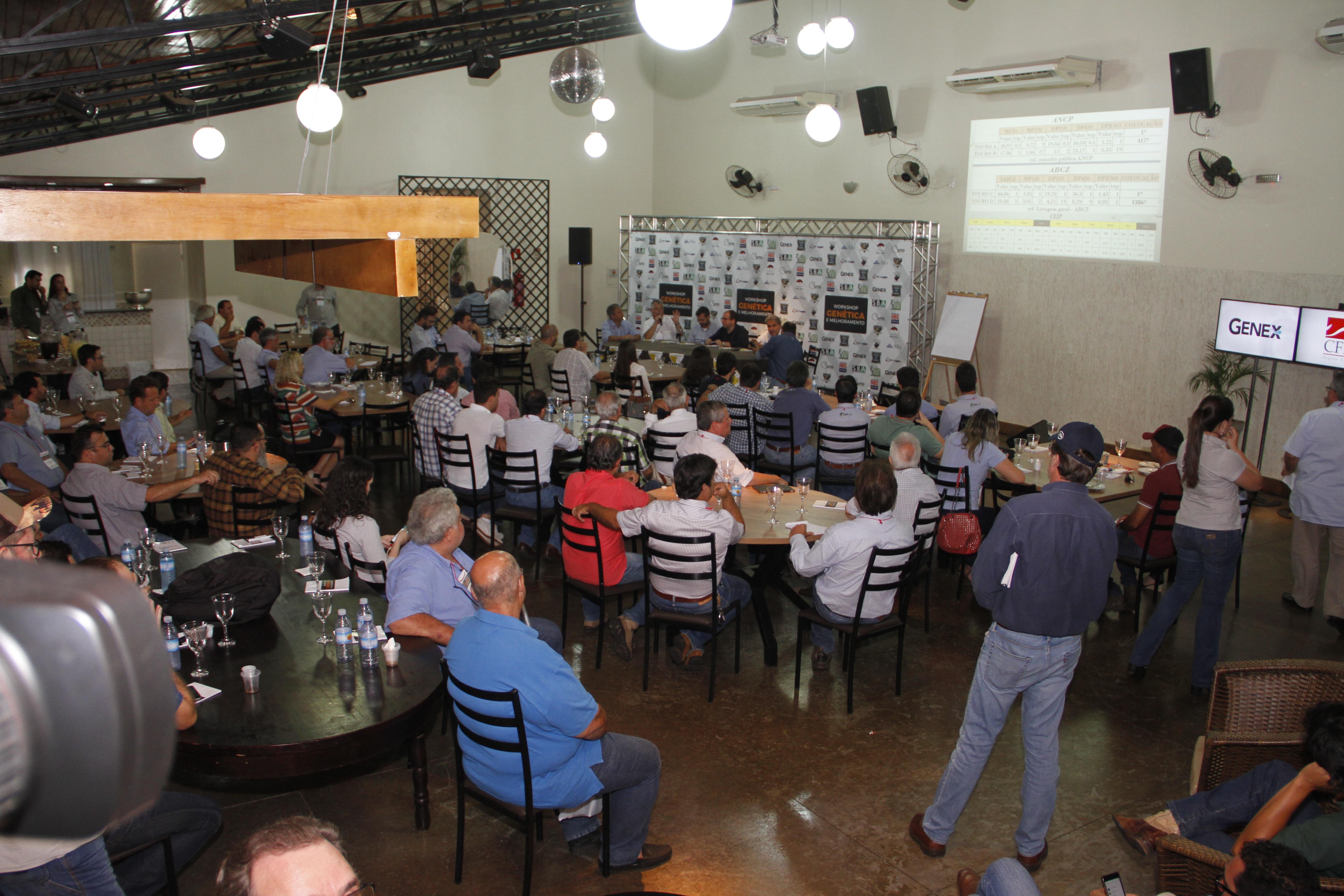d68fedaac8c Central Leilões e Guto Assessoria realizam Workshop Genética e Melhoramento  2018