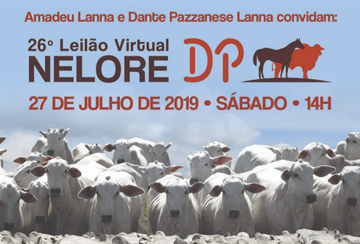 26º LEILÃO VIRTUAL NELORE DP